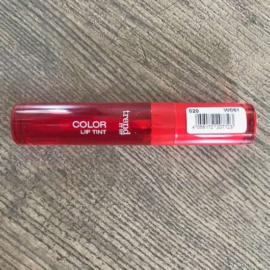 trend IT UP Color Lip Tint, Farbe 020