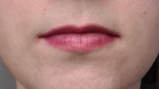 Lippen mit trend IT UP Color Lip Tint, Farbe: 020 - nach dem Essen und Trinken