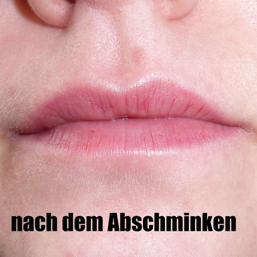 nach dem Abschminken - trend IT UP Colour Lip Tint, Farbe: 020