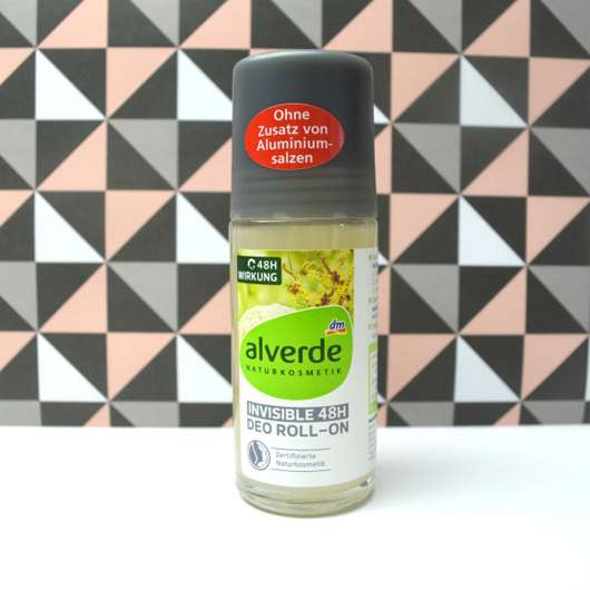 <strong>alverde Naturkosmetik</strong> Invisible 48H Deo Roll-On