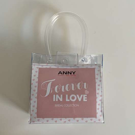 ANNY Bridal Nagellack-Set, Farbe: forever in love + kiss the miss (LE)