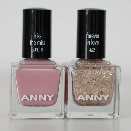 <strong>ANNY Cosmetics</strong> Bridal Nagellack-Set - Farbe: forever in love + kiss the miss (LE)