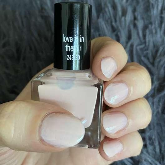 Fingernägel mit ANNY Bridal Nagellack-Set, Farbe: love is in the air