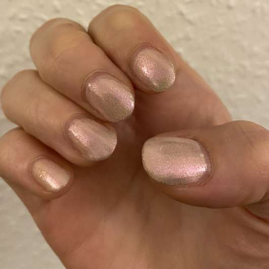 Fingernägel mit ANNY Bridal Nagellack-Set, Farbe: love is in the air + bride to be (LE)