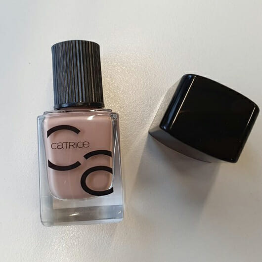 Catrice Nagellack ICONails Gel Lacquer Farbe: Coffee To Go, 45