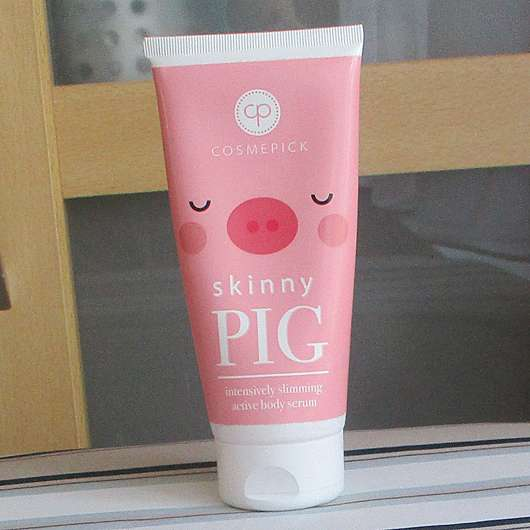 COSMEPICK Skinny Pig Intensively Slimming Active Body Serum