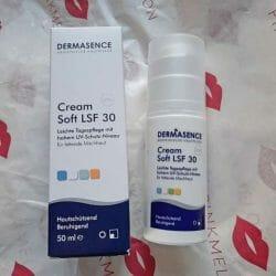Produktbild zu Dermasence Cream Soft LSF 30