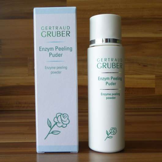 <strong>Gertraud Gruber</strong> Enzym Peeling Puder
