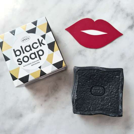 <strong>Made by SPEICK</strong> Black Soap