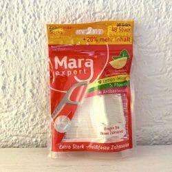 Produktbild zu DONTODENT Zahnseide-Sticks