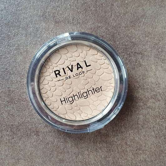 <strong>Rival de Loop</strong> Highlighter - Farbe: 02 Gold
