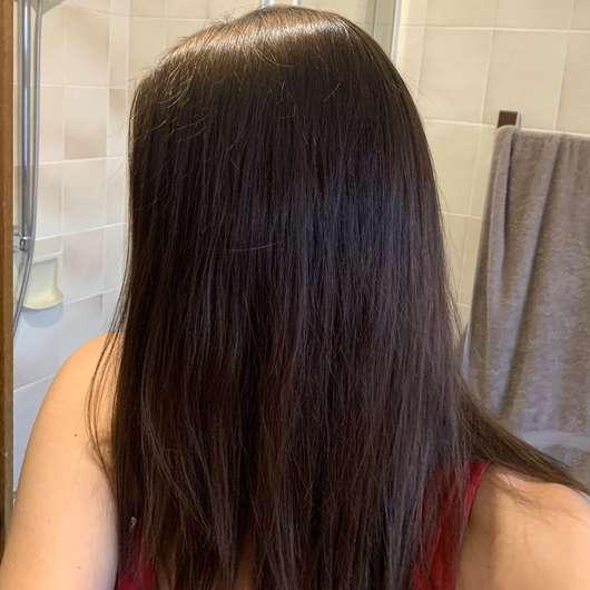 Schwarzkopf Schauma Meerestraum Repair-Shampoo - Haare zu Testbeginn