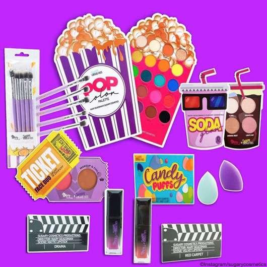 Sugary Cosmetics X Mary Geacoman