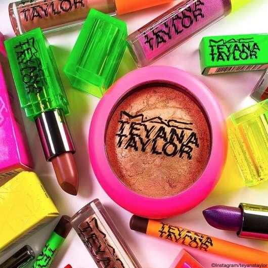 M.A.C X Teyana Taylor