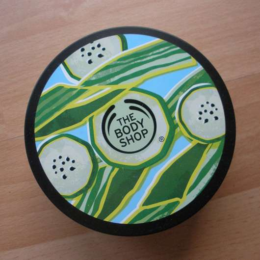 The Body Shop Cool Cucumber Softening Body Butter (LE)