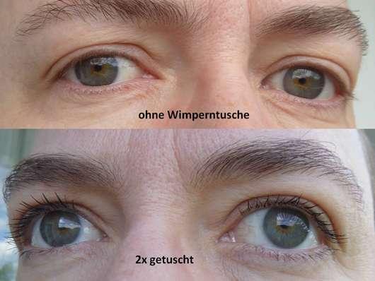 Augen ohne/mit trend IT UP 10in1 Mascara