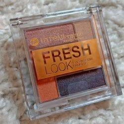 Produktbild zu Bell HYPOAllergenic Fresh Look Eyeshadow Palette (LE)