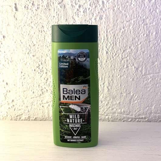 <strong>Balea Men</strong> Wild Nature Duschgel (LE)