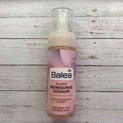 Produktbild zu Balea Milder Reinigungsschaum (trockene & sensible Haut)