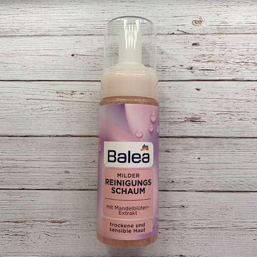 Balea Milder Reinigungsschaum (trockene und sensible Haut)