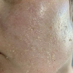 Balea Peeling Sugar Scrub Brown Sugar & Chia - Konsistenz
