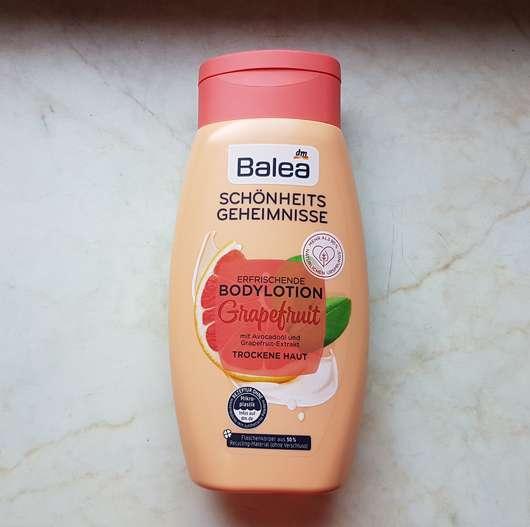 Balea Schönheitsgeheimnisse Erfrischende Bodylotion Grapefruit