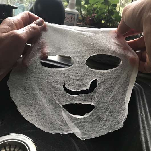 CANDYCUSH Seidige Tuchmaske