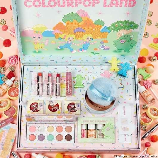 Colourpop X Candy Land