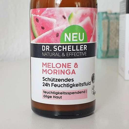 Dr. Scheller Melone & Moringa Schützendes 24h Feuchtigkeitsfluid