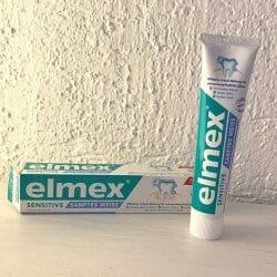 Produktbild zu elmex Sensitive Zahncreme (sanftes Weiss)