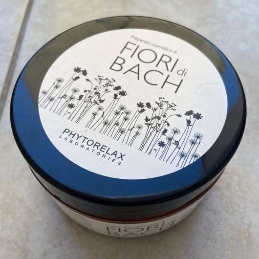 Phytorelax Fiori di Bach Relaxing Massage Body Cream