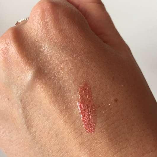 Pixi Lip Icing, Farbe: Rose Lustre - Swatch