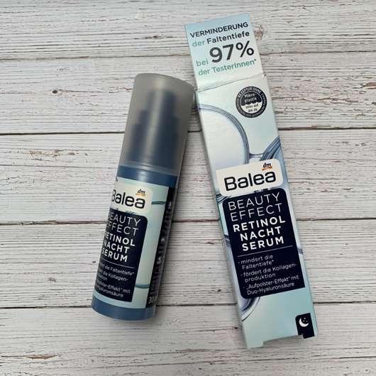 Balea Beauty Effect Retinol Nachtserum