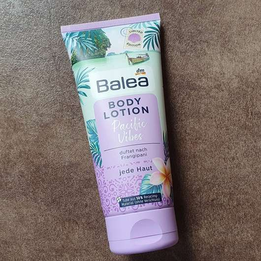 Balea Bodylotion Pacific Vibes (LE)
