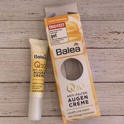 Produktbild zu Balea Q10 Anti-Falten Augencreme