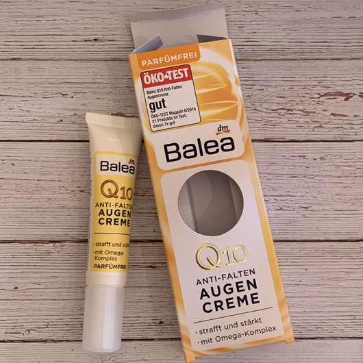 <strong>Balea</strong> Q10 Anti-Falten Augencreme