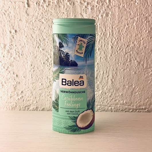 Balea Verwöhndusche Caribbean Feelings (LE)