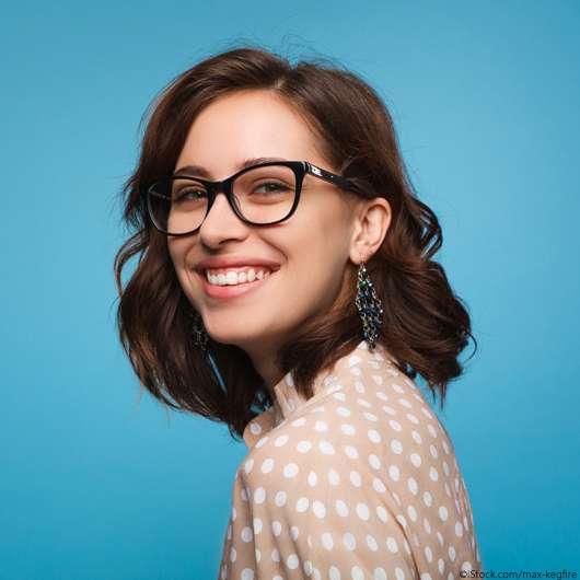 Brillen-Make-up: 5 No-Gos, die ihr kennen solltet