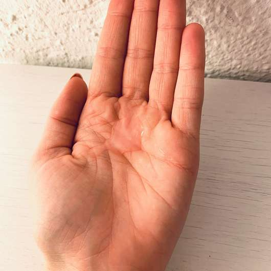 Balea Handseife Calm Cocos - Konsistenz