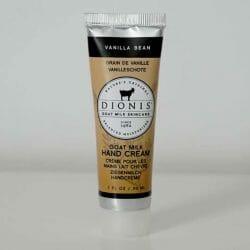 """Produktbild zu Dionis™ Goat Milk Hand Cream """"Vanilla Bean"""""""
