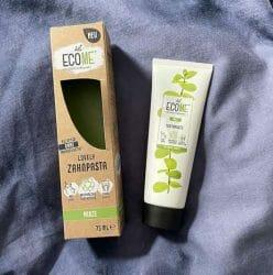 Produktbild zu ECOME Lovely Zahnpasta Minze