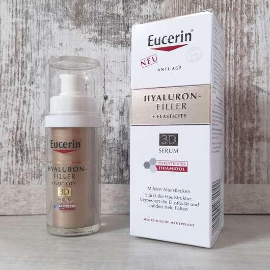 Eucerin HYALURON-FILLER + ELASTICITY 3D Serum