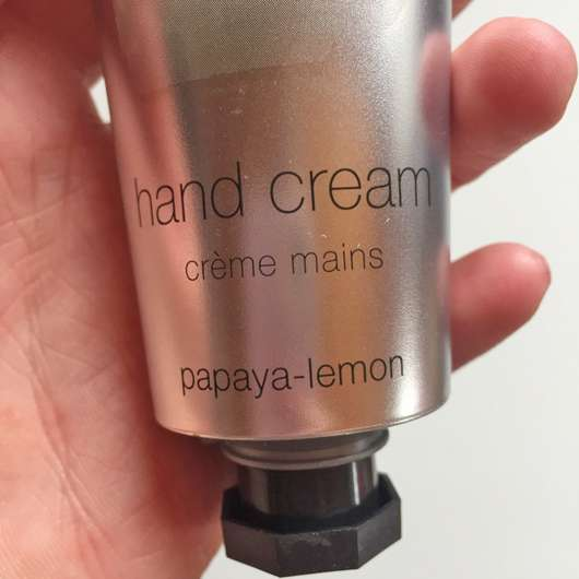 Greenland Hand Cream Papaya-Lemon