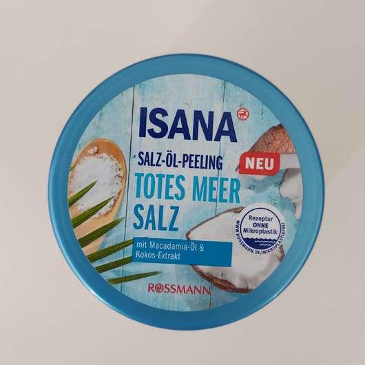 <strong>ISANA</strong> Salz-Öl-Peeling Totes Meer Salz