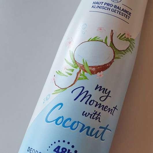 NIVEA My Moment With Coconut Deodorant Spray (LE)