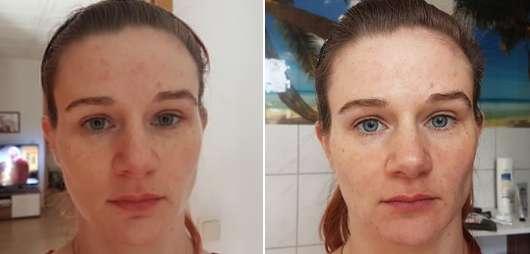 The Beauty Mask Company Tuchmaske Beruhigung & Entspannung