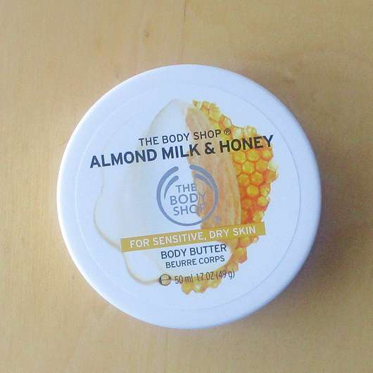 <strong>The Body Shop</strong> Almond Milk & Honey Body Butter