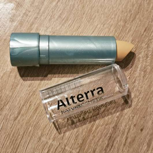 <strong>Alterra Naturkosmetik</strong> Abdeckstift - Farbe: 01 Light