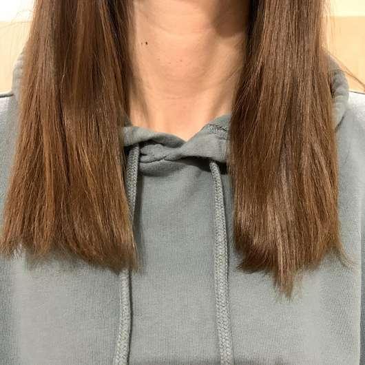Argand'Or Arganöl Haaröl - Haare nach der Testphase