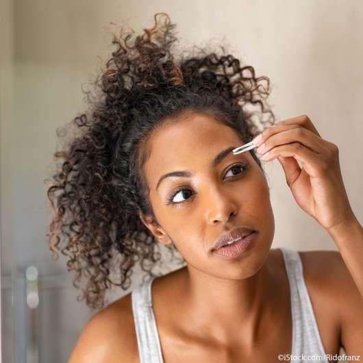 Vier No-Gos zum Thema Augenbrauen